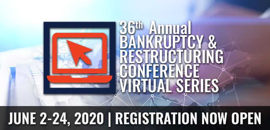 Annual Conference 2020, now Virtual due to COVID-19