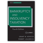 Bankruptcy & Insolvency Taxation, 2012 with Website,  4th Ed.